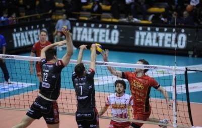 Foto: Divulgação/Trentino Volley