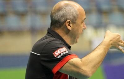 Marcos Pacheco garante que Sesi tem condições de voltar a jogar bem na Superliga