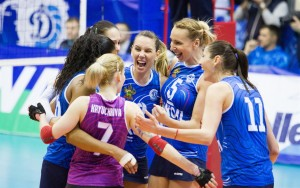 Ao lado do Rabita Baku, Krasnodar é favorito ao título (Foto: Divulgação/CEV)