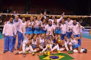 Molico é Campeão do Top Volley 2014