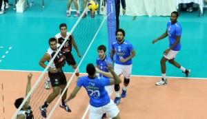 Mesmo com reservas, Sada não teve problema para vencer (Foto: Divulgação/Sada Cruzeiro)