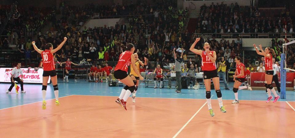 Vakifbank e Kazan fizeram a final da última Champions, com vitória das russas