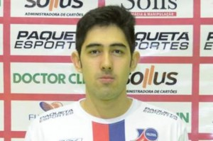 Japa foi campeão da Superliga na temporada  2010/2011 (Foto: Divulgação)