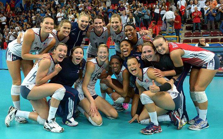 Estados Unidos vão sediar a fase final do Grand Prix pela primeira vez na história (Foto: Divulgação/FIVB)