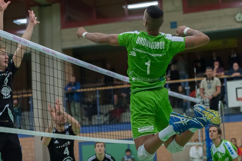 Crédito: Biogas Volley Näfels/Divulgação